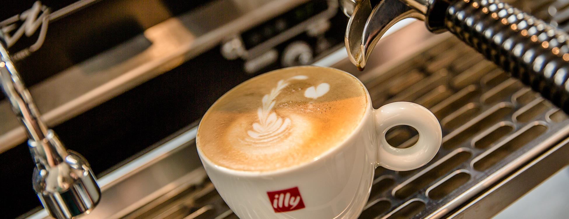 De lekkerste koffie van onze barista's