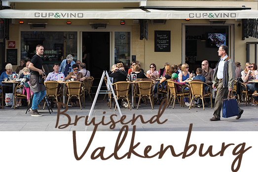 Cup & Vino in bruisend Valkenburg